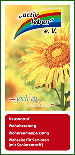 Unser Flyer ACTIV LEBENzum Download